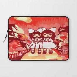 Lollipop Girls. Laptop Sleeve