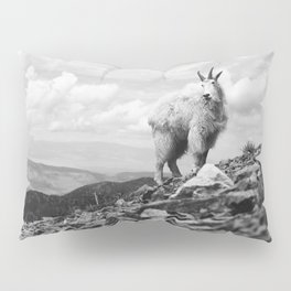 KING OF THE MOUNTAIN Pillow Sham