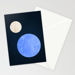 Cosmic space V Stationery Cards