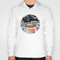 30 seconds to mars Hoodies featuring Seconds Behind by Sandra Dieckmann