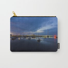 Pont y Ddraig Bridge and Harbour Carry-All Pouch