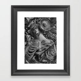 Amplification Framed Art Print