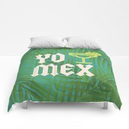 Yo Tequila MEXico Comforters