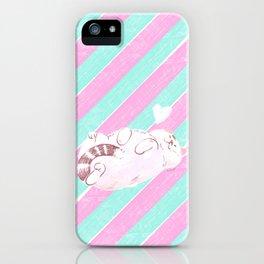 I'm dim chu iPhone Case