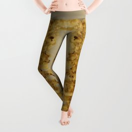 corny spring Leggings