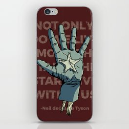 Stars Within Us iPhone Skin