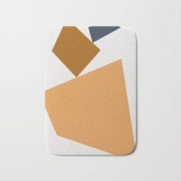 Abstract Geometric 24 Bath Mat