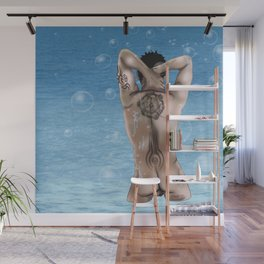 """""""Afternoon Delight"""" Wall Mural"""