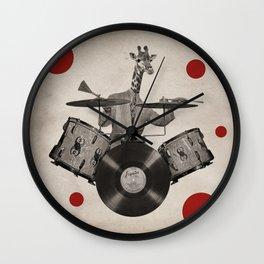 Anthropomorphic N°24 Wall Clock