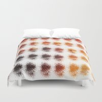 brown Duvet Covers featuring Brown by zAcheR-fineT