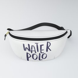 Water Polo T-Shirt Fanny Pack