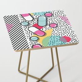 Pills pattern 018 Side Table