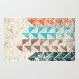 Dirty Lines Rug