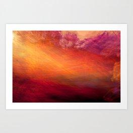 Lightfields Art Print