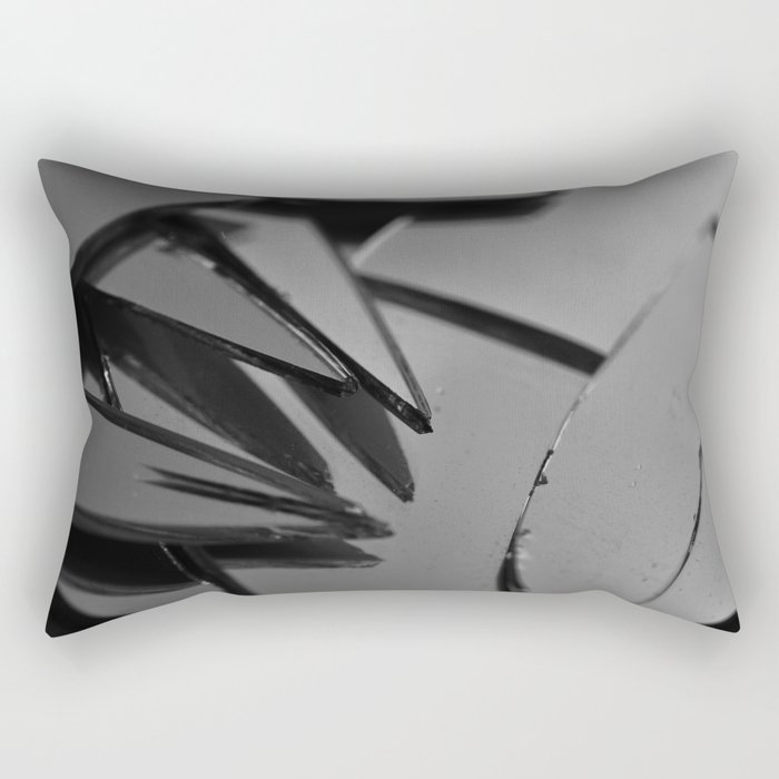 Superstitious Noir Rectangular Pillow