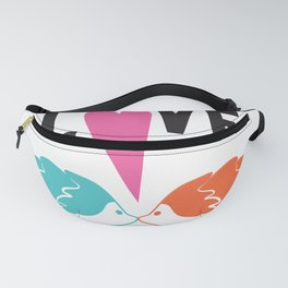 Love. Fanny Pack
