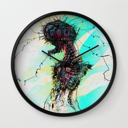 Ceres Brain Wall Clock