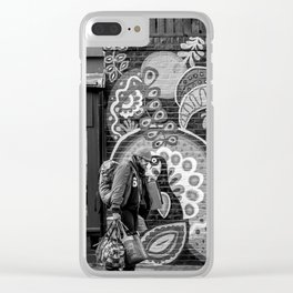 Camden Town Clear iPhone Case