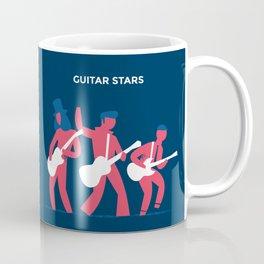 Guitar Stars Coffee Mug