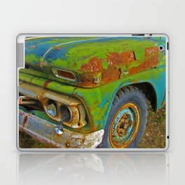 Once upon a tire Laptop & iPad Skin