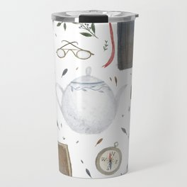 House of the Wise Travel Mug