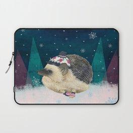 Warm Winter Wishes Laptop Sleeve
