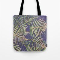 fern Tote Bags featuring Fern by 83 Oranges™