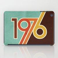 portal iPad Cases featuring PORTAL by Sebastian Nordlund