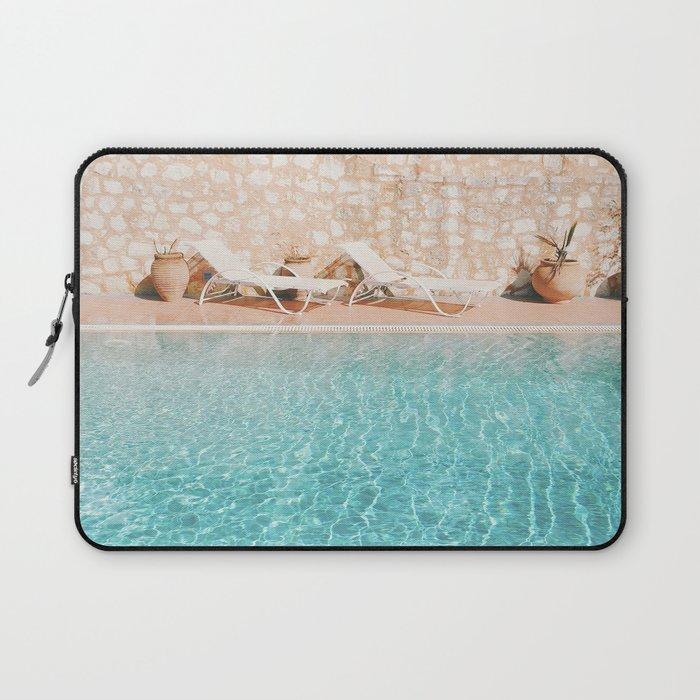 Swimming Pool V Laptop Sleeve