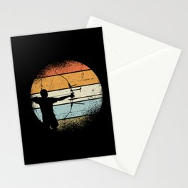 Archery Stationery Cards
