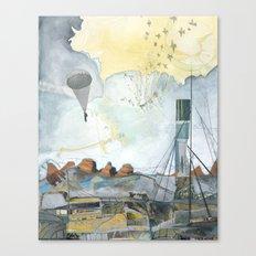 Exploration: Drought Canvas Print