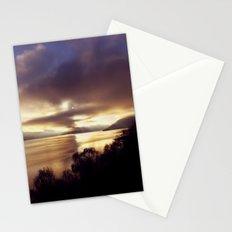 Loch Ness Sunset Stationery Cards
