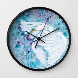 Take Flight Wall Clock