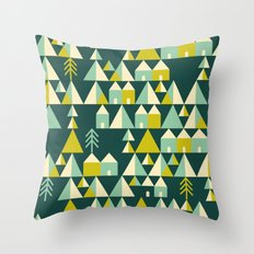 Jahorina Throw Pillow