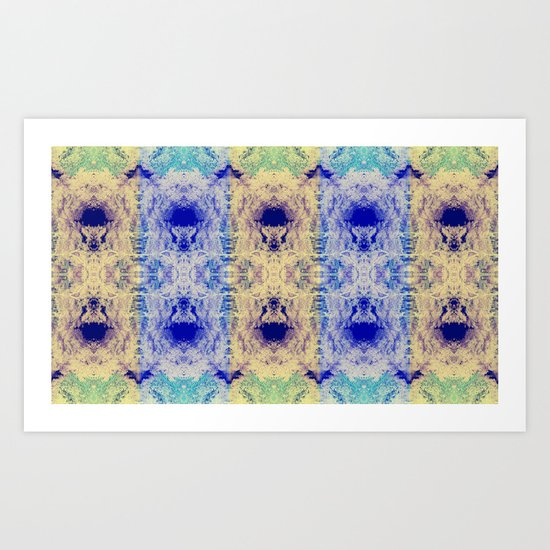 Patterns In Nature Art Print