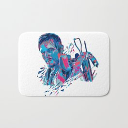 Daryl Dixon // OUT/CAST Bath Mat