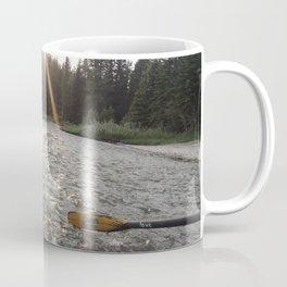 Rafting Down the Snake River Coffee Mug