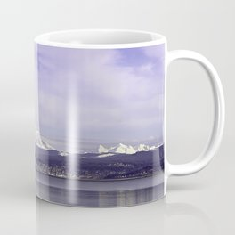 Bellingham from afar Coffee Mug