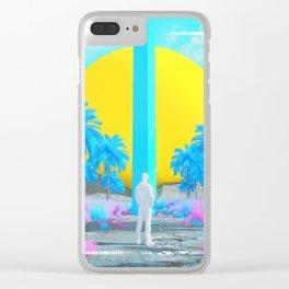 A N A R C H ! S T Clear iPhone Case