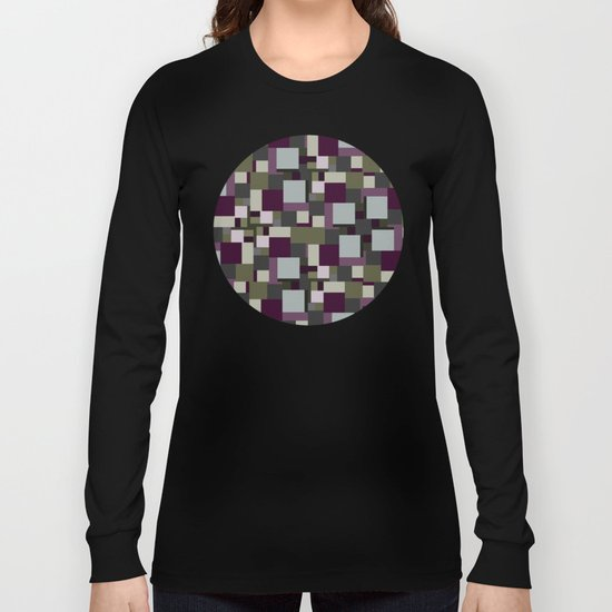 Geometric#9 Long Sleeve T-shirt