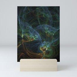 fractal Bunt Mini Art Print