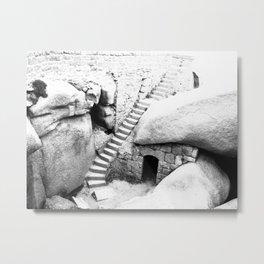 Breizh 2 Metal Print