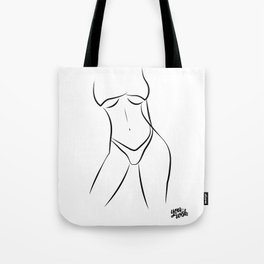 #canttouchthis Tote Bag