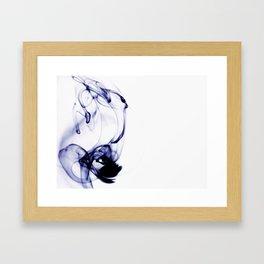 inkwater print 03 Framed Art Print