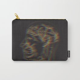 The drawing of human nervous system Carry-All Pouch