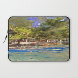 Spirit Forest Laptop Sleeve