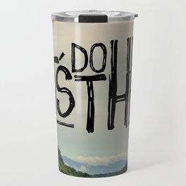 LET'S DO THIS Travel Mug