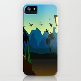 Pacific Heights iPhone Case