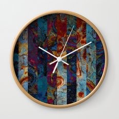 Metal Mania 6 Wall Clock