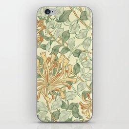 """William Morris """"Honeysuckle"""" 3. iPhone Skin"""